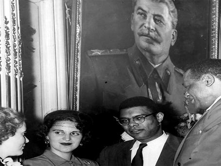 """""""Considerações sobre receber o prêmio Stalin da paz"""""""