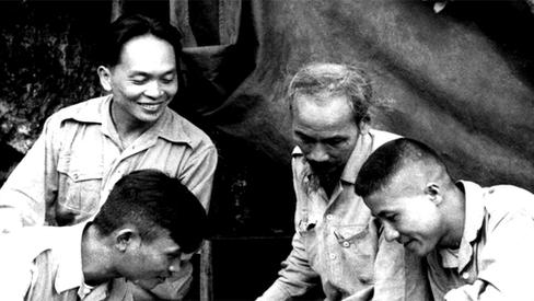 """""""Sobre a construção do Partido Comunista do Vietnã"""""""