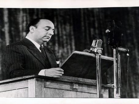Neruda e seus cantos de amor à URSS