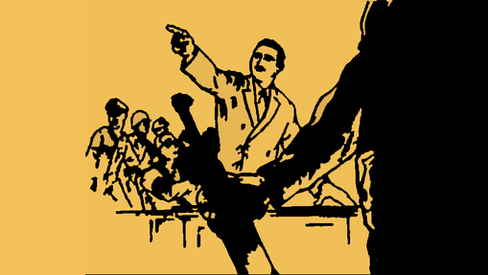 """""""Fidel, de acusado a acusador"""""""