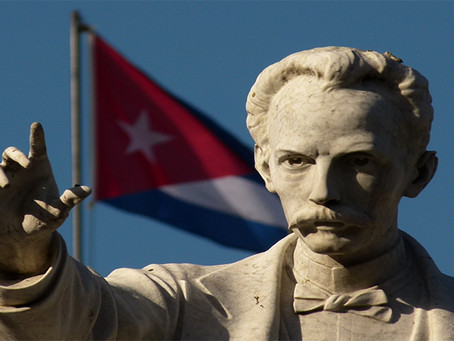 """Quem foi José Martí?"""