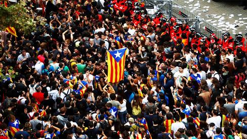 """""""O Gigante sem Cabeça: Balanço do Processo Catalão"""""""