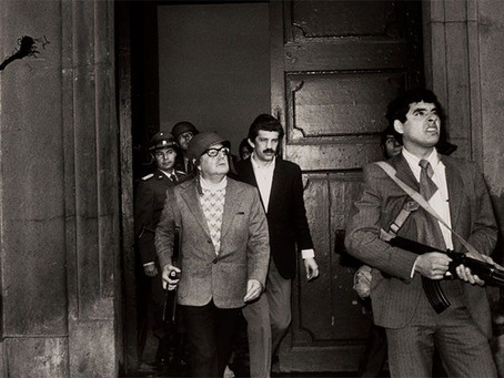 """""""O último discurso de Salvador Allende"""""""