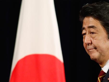 """""""O mundo não anda de acordo com a vontade do Japão"""""""