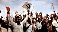 """""""Povo indonésio, unir e lutar pela queda do regime fascista"""""""