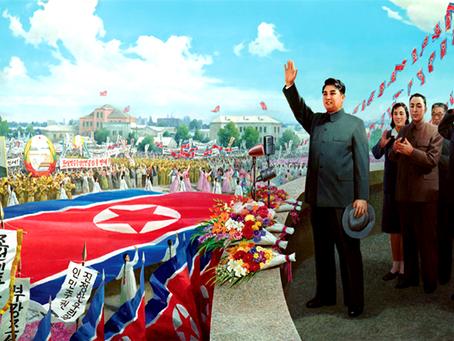 """""""A histórica fundação da República Popular Democrática da Coreia"""""""