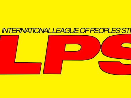 """""""ILPS condena EUA, Reino Unido e França por ataque de mísseis contra a Síria"""""""