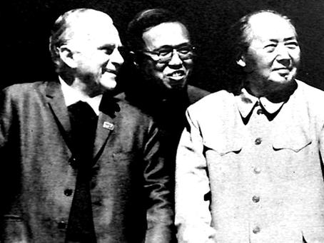 """Edgar Snow: """"Uma conversa com Mao Tsé-tung"""""""