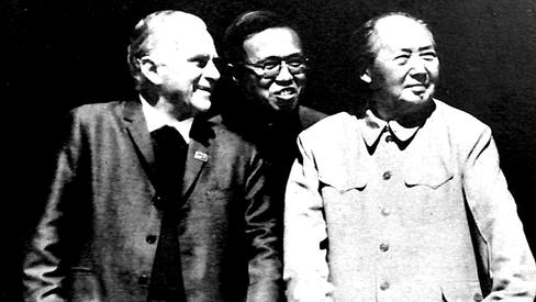 """""""Uma conversa com Mao Tsé-tung"""""""