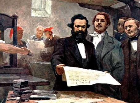 O Socialismo Científico de Marx e Engels