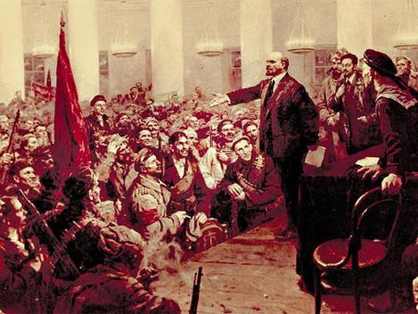 Há 98 anos, o proletariado russo assaltava os céus