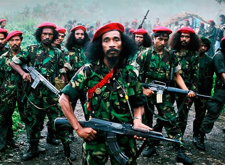 """""""Sobre a Independência do Timor-Leste"""""""