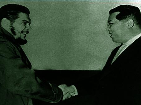 """""""Che Guevara e sua viagem à Coreia Popular"""""""