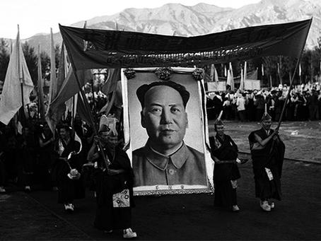 """""""Sobre a libertação do Tibete"""""""