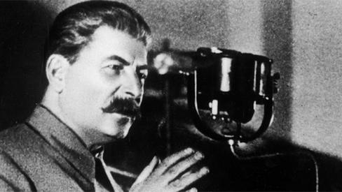 """Entrevista de Stalin aRoy Howard"""