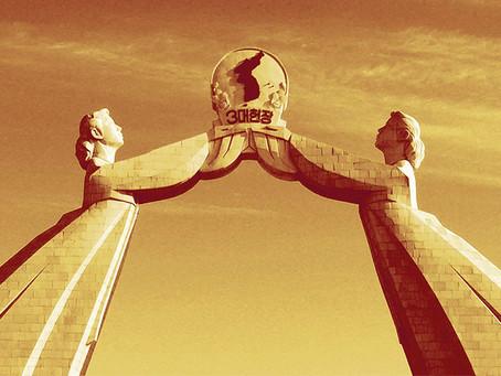 """""""Um grande programa para a reunificação da Pátria"""""""