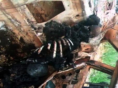 Terrorismo Paramilitar: Lavradores são assassinados e carbonizados em Rondônia