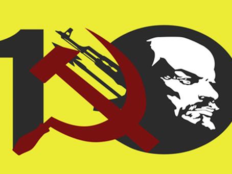 """""""Defender a Revolução de Outubro e levar a Guerra Popular até o fim!"""""""