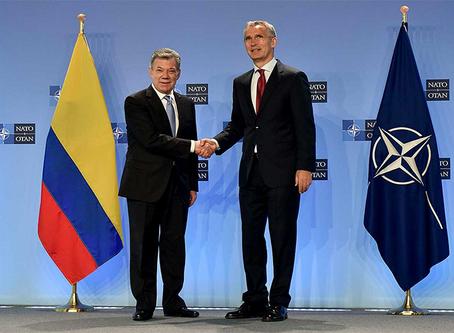 """""""Colômbia na geopolítica regional (e contra a Venezuela)"""""""