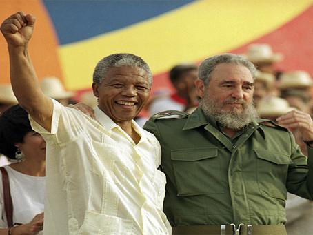 """""""Nelson Mandela e a Revolução Cubana"""""""