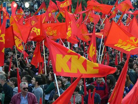 """KKE: """"Frente as eleições antecipadas"""""""