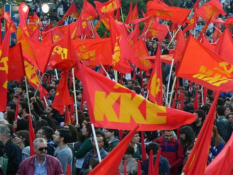 """KKE: Não ao novo memorando de """"esquerda"""""""