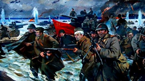 """""""Segunda Guerra Mundial: o curso da guerra"""""""