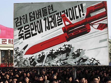 """""""É preciso compreender corretamente a situação atual da Península Coreana"""""""