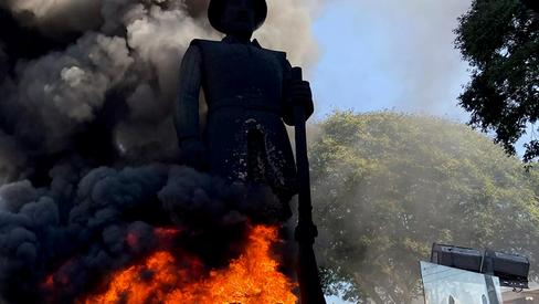 Fogo no Borba Gato e o racismo do velho Estado brasileiro