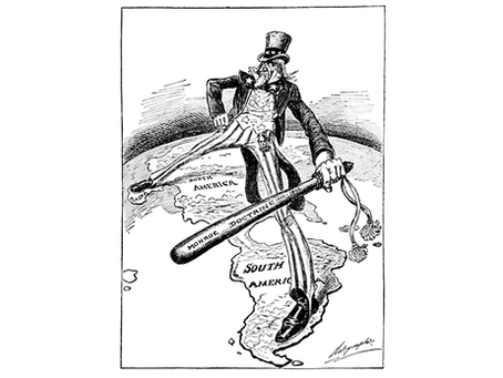 """A Política de 'Portas Abertas' e o Controle do Comércio Exterior"""