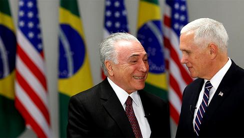 Trump coloca o Brasil na mira