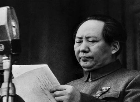 """""""Discurso de Proclamação da República Popular da China"""""""