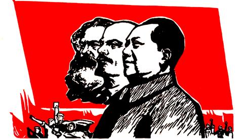 """""""Apoiar decididamente a Grande Revolução Cultural Proletária"""""""