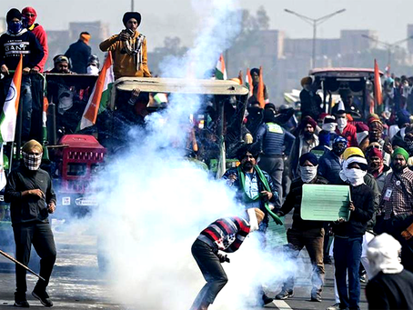 Lutas populares na Índia persistem em meio a ações da guerra popular