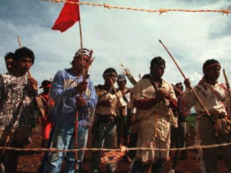 Paramilitares e fazendeiros massacram indígenas no sul do MS
