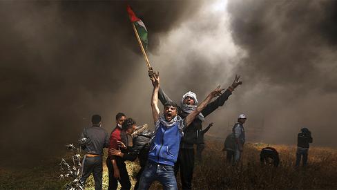 Israel assassina mais de 40 palestinos na véspera da 'Nakba'