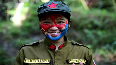 """""""Quem é o Novo Exército Popular das Filipinas?"""""""