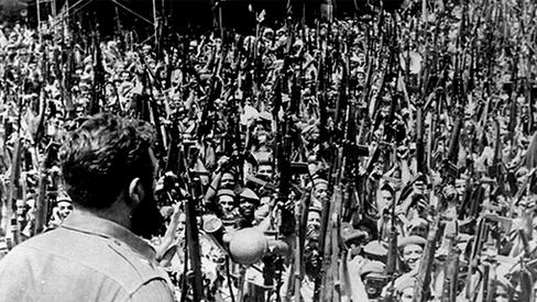 """""""Fidel e a proclamação do caráter socialista da Revolução Cubana"""""""