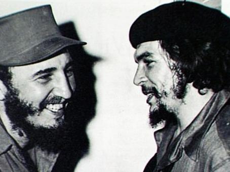 """Carta de Despedida de Che a Fidel"""