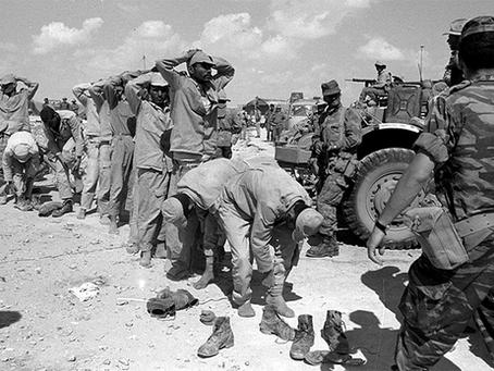 """""""A Guerra dos Seis Dias: O mito de um Davi israelense contra um Golias árabe"""""""