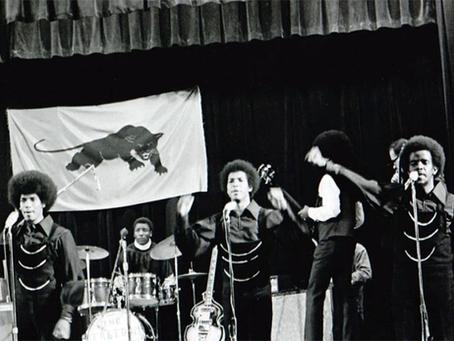 """""""The Lumpen: a música revolucionária dos Panteras Negras"""""""