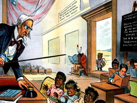 """""""Educação, instrumento político de poder"""""""