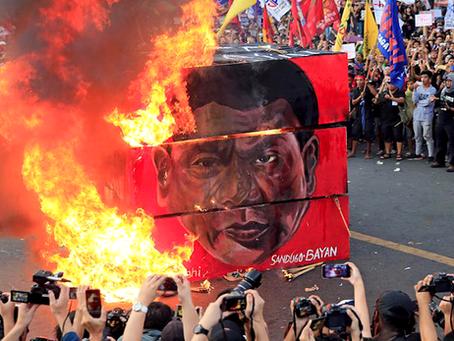"""""""Situação e perspectivas após Duterte encerrar as negociações de paz"""""""