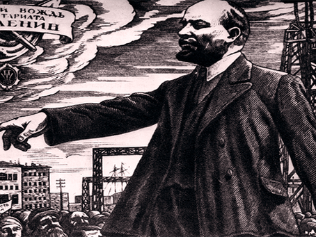 """""""A Grande Revolução Socialista de Outubro e os países da América Latina"""""""