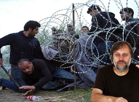 """""""Construindo uma Noruega: uma crítica a Slavoj Žižek"""""""
