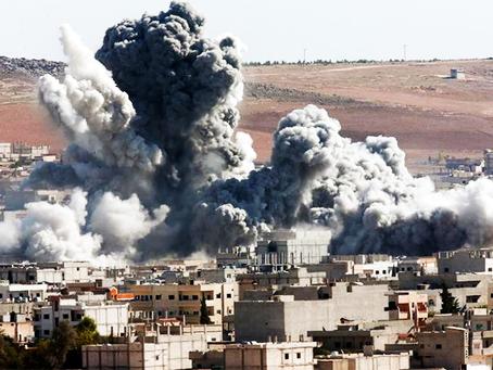 """""""As ações militares dos EUA contra a Síria"""""""