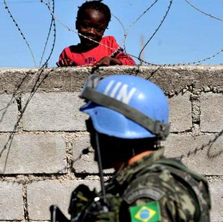 Os militares brasileiros e a tragédia no Haiti