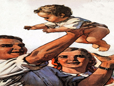 """Kollontai: """"O Comunismo e a Família"""""""