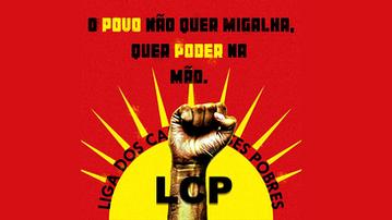 Chamamento conjunto ao apoio e à solidariedade à Liga dos Camponeses Pobres