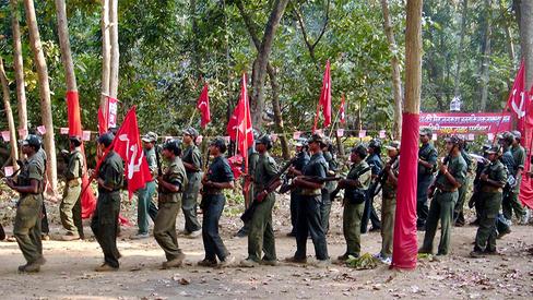 Partido Comunista da Índia (Maoísta) intensifica guerra de guerrilhas